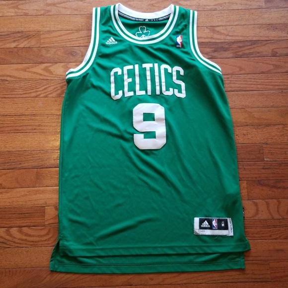 8793b89d adidas Shirts   Boston Celtics Rajon Rondo Swingman Jersey   Poshmark